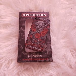 Affliction IPHONE 4 & 4S Phone Case
